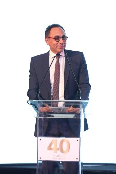 المهندس خالد نصير، رئيس مجلس إدارة الشركة المصرية العالمية للسيارات EIM