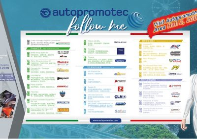 Autopromotec Mission in China